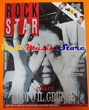 rivista ROCKSTAR 29/1995 Blur Oasis David Bowie Ligabue Foo Fighters  No cd