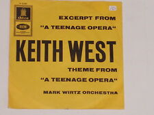 KEITH WEST / MARK WIRTZ ORCHESTRA Split 7""