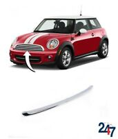 NEW MINI R56 R55 R57 R58 LCI FRONT LOWER GRILL SECTION CHROME TRIM 2751624
