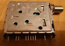 Sharp satcan receiver for FM transmitter STL link or Amateur radio links ATV x-b