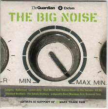 THE BIG NOISE: ARTISTS IN SUPPORT OF MAKE TRADE FAIR - PROMO CD (2003) COLDPLAY,