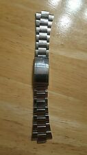 GENUINE OMEGA STAINLESS STEEL BRACELET BAND 1181/215 & DEPLOYMENT CLASP 23 mm