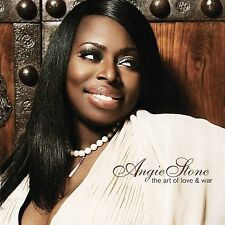 The Art of Love & War by Angie Stone (CD, Oct-2007, Stax (USA))