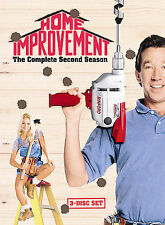 HOME IMPROVEMENT The COMPLETE SECOND SEASON 25 Episodes + Bonus Feature SEALED