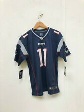 New England Patriots Nike NFL Kid's Home Jersey - 18-20 Years - Edelman 11 - New