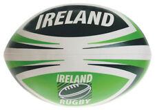 Shamrock/Irish Rugby Ball-Green