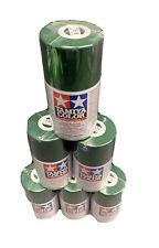 KHS - TAMIYA COLOR ITEM #TS-9 BRITISH GREEN SPRAY PAINT 100ml CAN