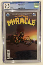 Mister Miracle #5 CGC 9.8 Tom King NEW GODS 2018