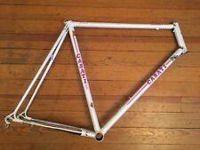 Casati Monza Columbus SPX Italian Road Bike Frame 60cm White Pink