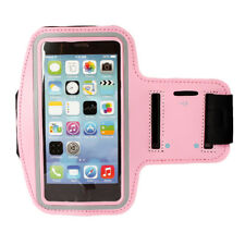 """New Sports Running Jogging Gym Armband Case for 4.7"""" iPhone 6 6S Pink"""