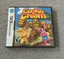 Cookie and Cream - Nintendo DS - CIB - USA SHIPPED