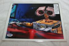 Wall-E 2009 Ben Burtt & Andrew Stanton Signed Autograph Photo
