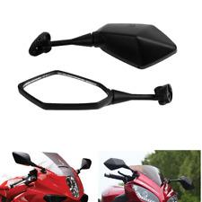 Side Black Rear View Mirrors For Honda CBR919 900 954 98-03 CBR600 F4 F4I 99-06