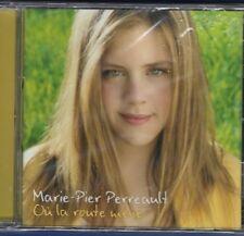 Ou La Route Mene by Marie-Pier Perreault (CD Disques Artiste) IMPORT CD NEW