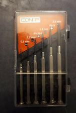 Connex Feinmechaniker Schraubendreher Set Schraubenzieher mini Uhrmacherwerkzeug