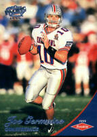 1999 Pacific #433 Joe Germaine RC Rookie Card St. Louis Rams Ohio State Buckeyes