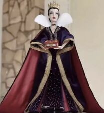 """Disney Limited Edition Evil Queen Art Of Snow White Doll 17"""" Villains"""