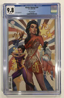Wonder Woman #750 CGC 9.8 J. Scott Campbell 1960s variant 2020