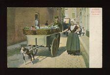 Netherlands DOG CART Holland Zeeland Walcheren Hondenkar early PPC