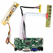 "HDMI DVI VGA Audio LCD Controller Board For 15.4"" B154EW01 LP154WX3 1280X800 LCD"