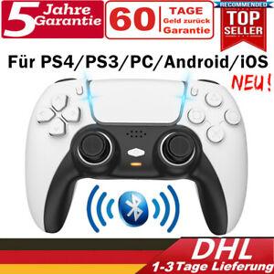 Bluetooth Wireless Controller für Playstation 4 PS4 DualShock PS3 Gamepad iOS PC