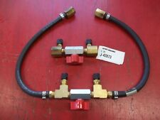 Kent-Moore J-43873 Fuel Line Shut Off Adapter Set