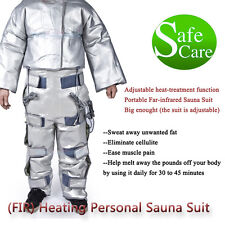New Far Infrared FIR Sauna Suit Hot Therapy Body Slimming Weight Loss Heath Care