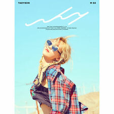 GIRLS GENERATION TAEYEON - [WHY] 2nd Mini Album CD+Photo Book+Card K-POP