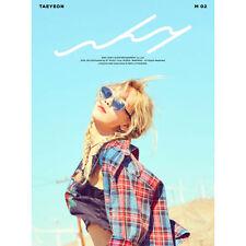 GIRLS GENERATION TAEYEON - [WHY] 2nd Mini Album CD+Photo Book+Card K-POP