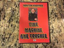 KENTON KNEPPER TIME MACHINE AND TOUCHES RARE NEW DVD MAGIC TRICK ILLUSION HOW TO