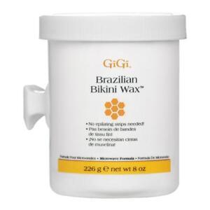 GiGi Brazilian Bikini Wax Microwave Formula 8oz 226g