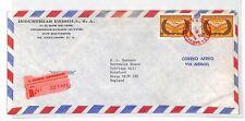 BT268 El Salvador Commercial Air Mail Cover {samwells}PTS