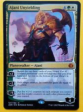 Ajani Unyielding | Planeswalker | Aether Revolt | NM | Magic MtG