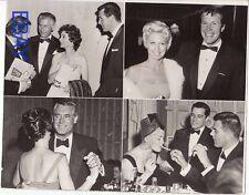 Robert Horton Cindy Robbins Lana Turner VINTAGE Photo candid