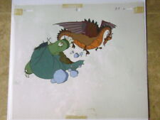 THE FLIGHT OF DRAGONS SMYRGOL THE DRAGON GORMLEY ORGE ANIME PRODUCTION CEL 2