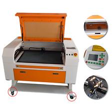 CO2 700x500mm 60W USB gravure laser couper Machine Graveur bois métal cutter