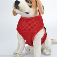 Pet Dog Breathable Printed Mesh Padded Puppy Small Dog Pet Harness Vest T-shirt