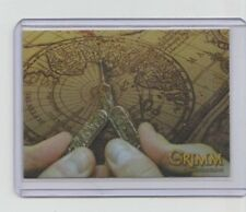 Grimm TV-Show Insert Trading Card #GS-3