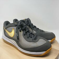 17553461501c34 Nike SN441947-W1 Air Max 360 Mens Gray Yellow Lace Athletic Running  Sneakers BE4