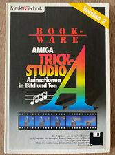 Amiga Trickstudio A + Disque, Version 2 - Livre De Markt&Technik (Bookware) Haut