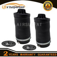 Pair Rear Air Suspension Spring For Mercedes-Benz W251 V251 R350 R500 2513200325