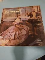 RODGERS AND HAMMERSTEINS THE KING AND I LP