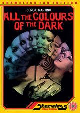 All The Colours of The Dark Aka TUTTI I COLORI Del BUIO DVD 5060162230498 E.