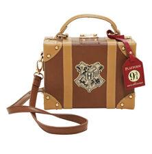 Harry Potter Hogwarts Platform 9 3/4 Trun Bag Crossbody Handbag Props Xmas Gift