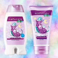 Avon Kids Good Night Lavender Body Wash & Bubble Bath 250ml & Body Lotion 150ml
