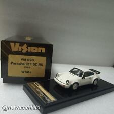 Porsche 911 SC RS 1984 WHITE MAKE UP MODEL 1/43 #VM090