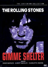Gimme Shelter - The Rolling Stones IMPORT 2002 DVD