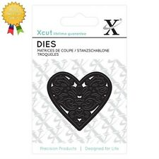 Xcut Metal Dies *FILIGREE HEART* 1 Piece - by DoCrafts - Die Cutting