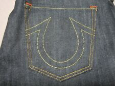 TRUE RELIGION WOMENS TONY HIGH FLARE BOOTCUT FIT BODY RINSE JEANS SIZE 26 NEW