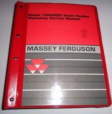 heavy equipment manuals books for agco ebay rh ebay com Repair Manuals Parts Manual
